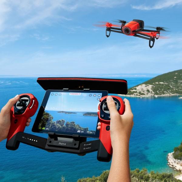 Parrot Skycontroller - система за управление на Bebop Drone до 2 км 5