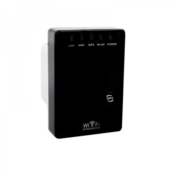 Ретранслатор рутер и усилвател за Wi-Fi с два LAN порта WF12 3