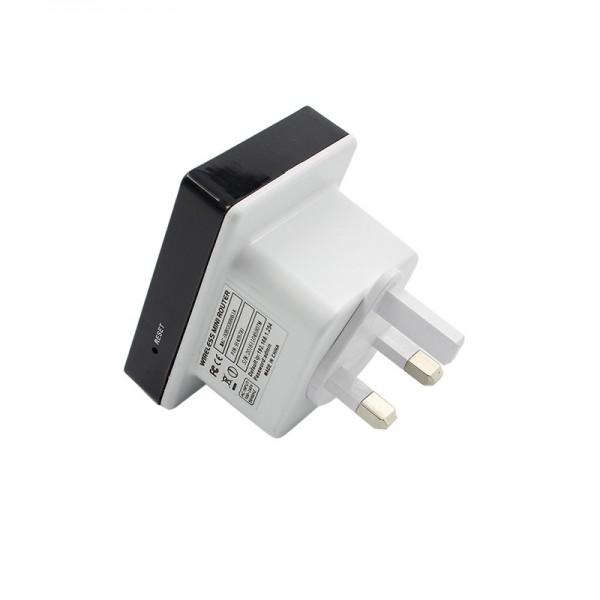 Ретранслатор рутер и усилвател за Wi-Fi с два LAN порта WF12 4