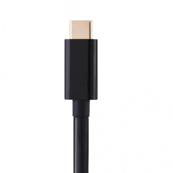 USB Type-C към HDMI кабел, 1,8m, Позлатен CA78 7