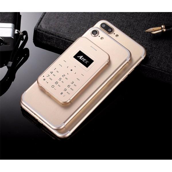 Мини мобилен телефон AIEK X8 1