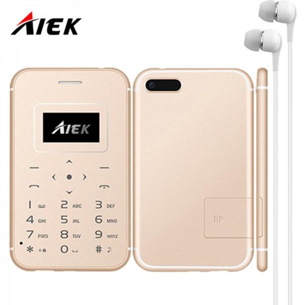Мини мобилен телефон AIEK X8