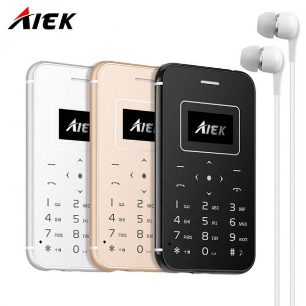Мини мобилен телефон AIEK X8 3