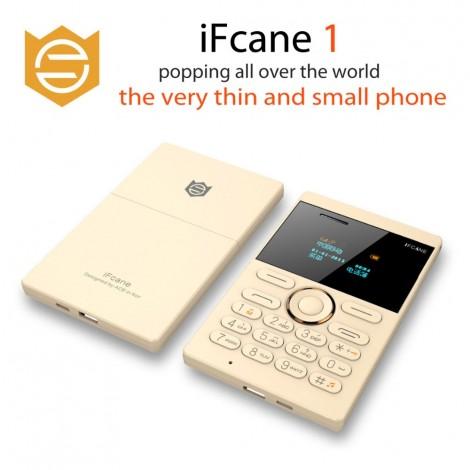Мини мобилен телефон iFcane E1