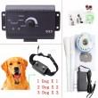 Електронен водоустойчив нашийник със система за обучение на кучета и голям обхват 9