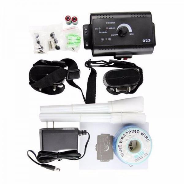 Електронен водоустойчив нашийник със система за обучение на кучета и голям обхват 7