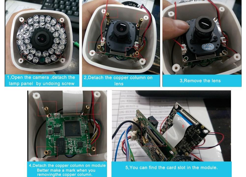 IP камера за видео наблюдение с Wi-Fi IP5 5