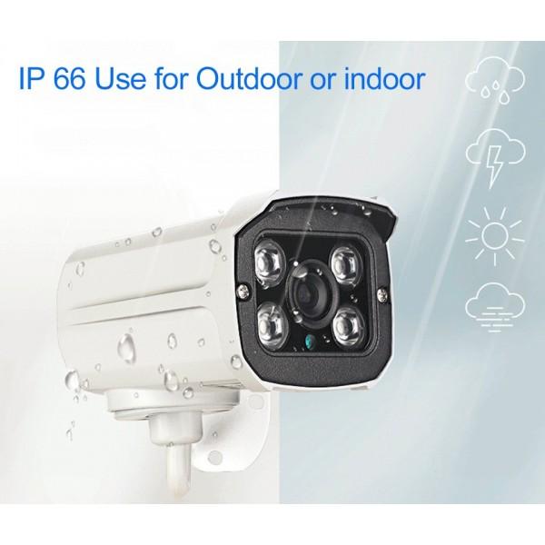 IP камера за видео наблюдение с Wi-Fi IP5 10