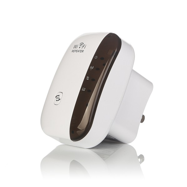 Безжичен ретранслатор на Wi-Fi сигнал с вграден усилвател WF13 12