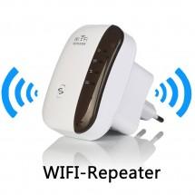 Безжичен ретранслатор на Wi-Fi сигнал с вграден усилвател WF13