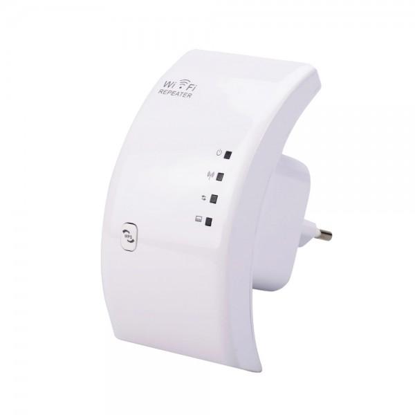 Безжичен рутер - ретранслатор на Wi-Fi сигнал 300Mbps WF3
