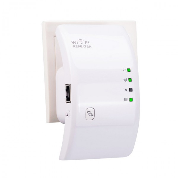 Безжичен рутер - ретранслатор на Wi-Fi сигнал 300Mbps WF3 8