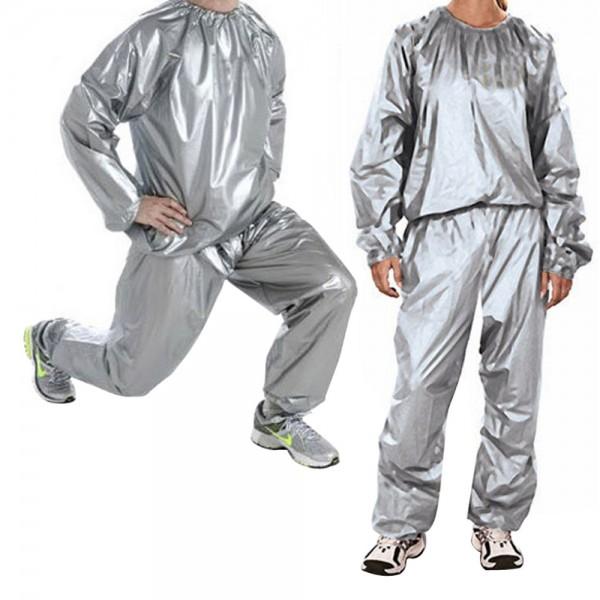 Сауна костюм за спортуващи за по голямо изпотяване при тренировка TV68 2