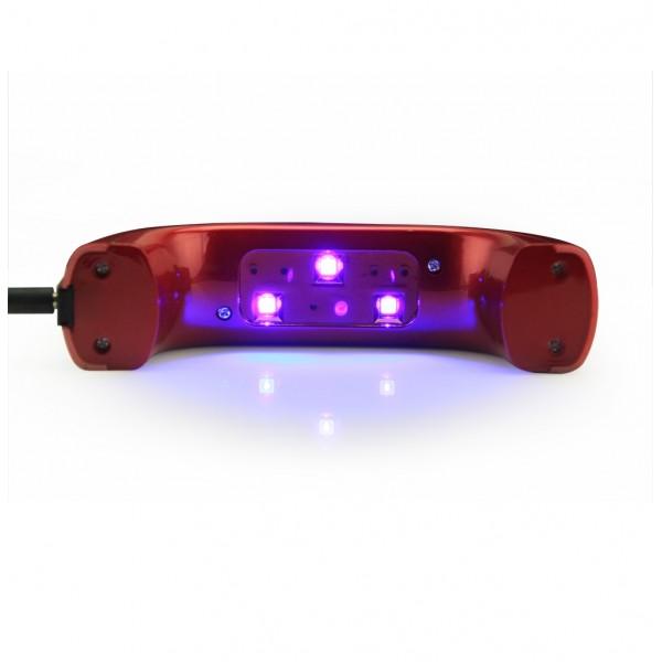 Мини USB LED UV лампа за нокти MK1 11