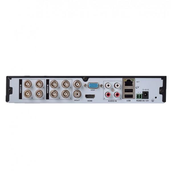 Пълен комплект за система за видеонаблюдение 8 камери и DVR устройство 3