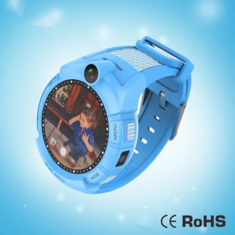 Смартчасовник за деца с функции за родителски контрол A17