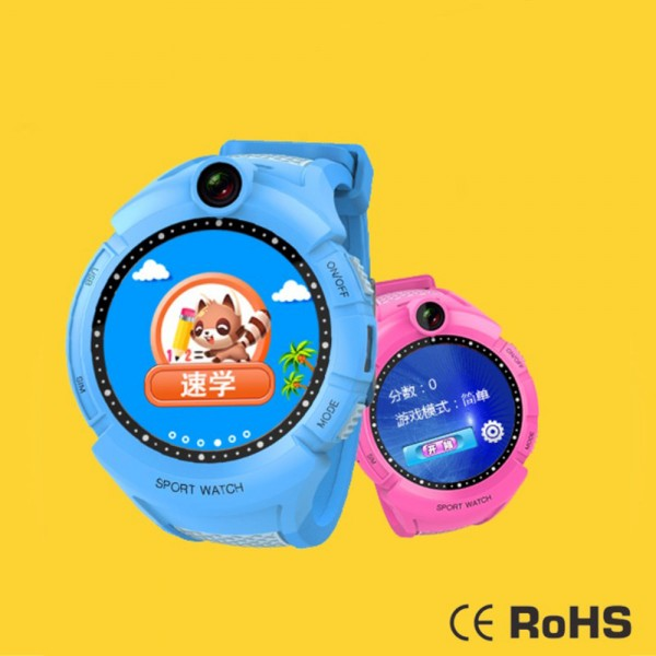 Смартчасовник за деца с функции за родителски контрол A17 10
