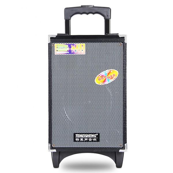 Temeisheng A8-5 - Активнa колонa с USB, Микрофон, АКБ