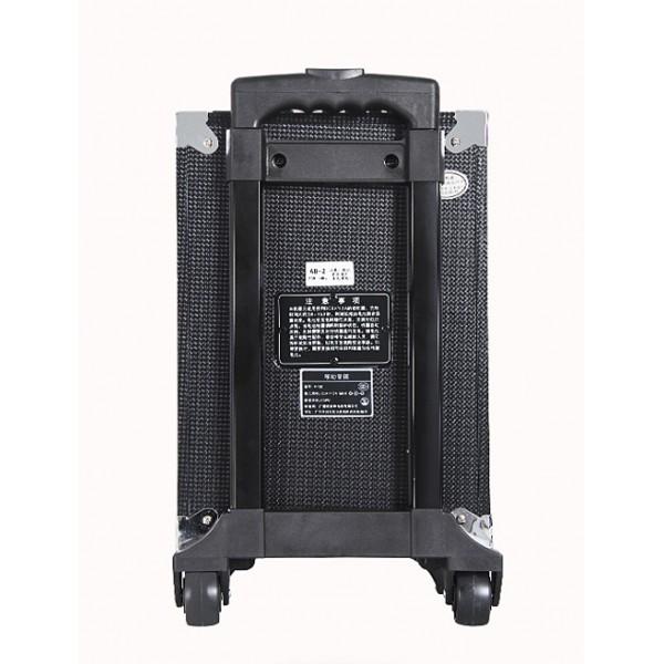 Temeisheng A8-5 - Активнa колонa с USB, Микрофон, АКБ 10