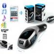 Bluetooth трансмитер за автомобил с LCD дисплей X5 HF8 10