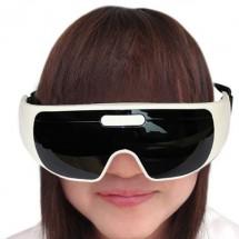 Акупунктурен масажор за очи с вибрации и регулираща се лента TV75