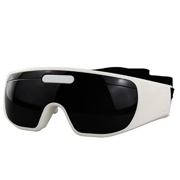 Акупунктурен масажор за очи с вибрации и регулираща се лента TV75 2