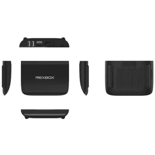 Осем ядрен ТВ бокс с Андроид 6.0 NEXBOX A1 TV 2G RAM +16G - KODI 16,1 6
