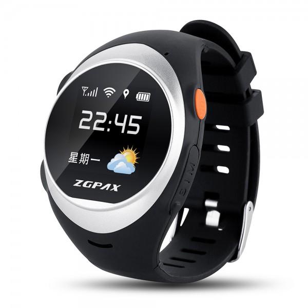 Смарт часовник ZGPAX S888 с GPS за следене на хора SMW13 2