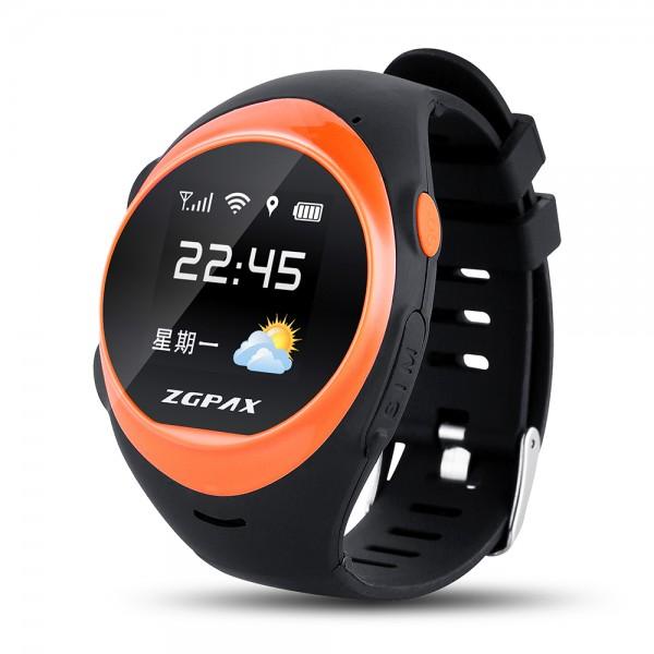 Смарт часовник ZGPAX S888 с GPS за следене на хора SMW13 4