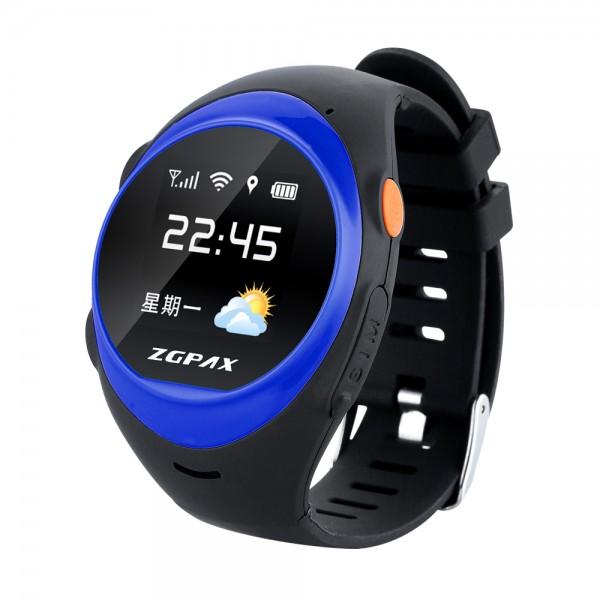 Смарт часовник ZGPAX S888 с GPS за следене на хора SMW13 5