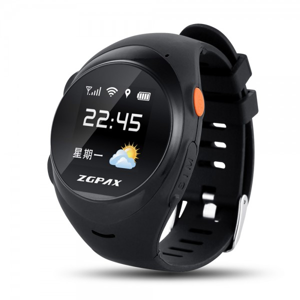 Смарт часовник ZGPAX S888 с GPS за следене на хора SMW13 6