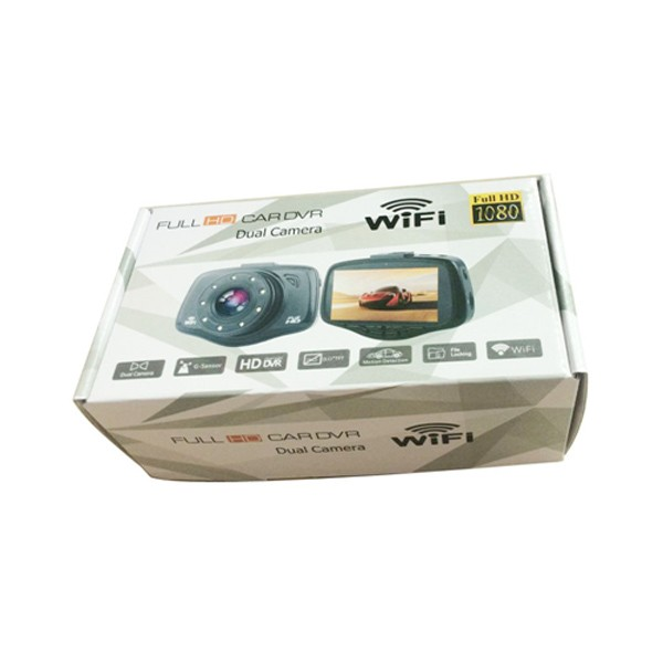 Видеорегистратор W900B с WiFI и страхотно качество AC40 5