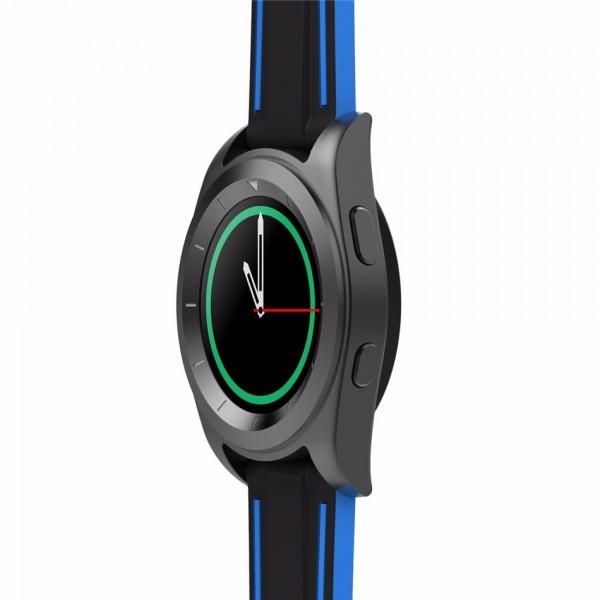 Стилен хибриден часовник G6 с много екстри SMW14 3