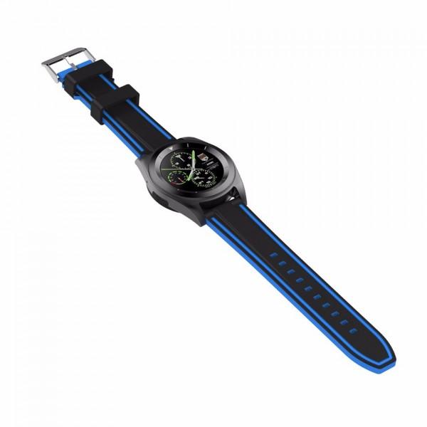 Стилен хибриден часовник G6 с много екстри SMW14 4