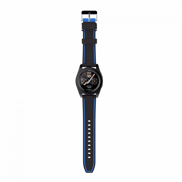 Стилен хибриден часовник G6 с много екстри SMW14 5