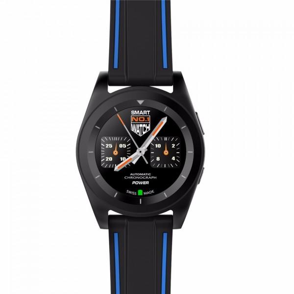 Стилен хибриден часовник G6 с много екстри SMW14 6