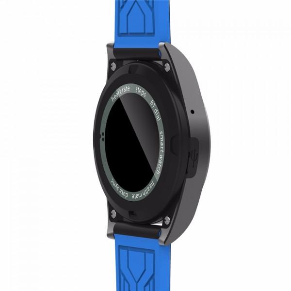 Стилен хибриден часовник G6 с много екстри SMW14 9