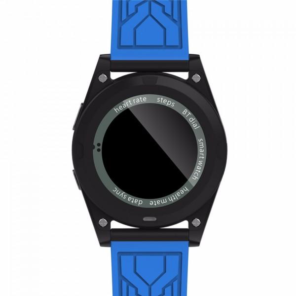 Стилен хибриден часовник G6 с много екстри SMW14 10