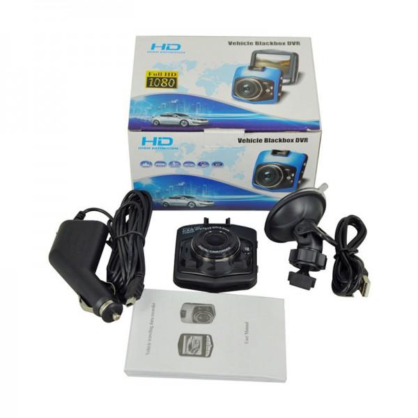 Видеорегистратор за кола GT300 Full HD с функция WDR -3Mpx AC26 20