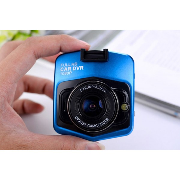Видеорегистратор за кола GT300 Full HD с функция WDR -3Mpx AC26 21