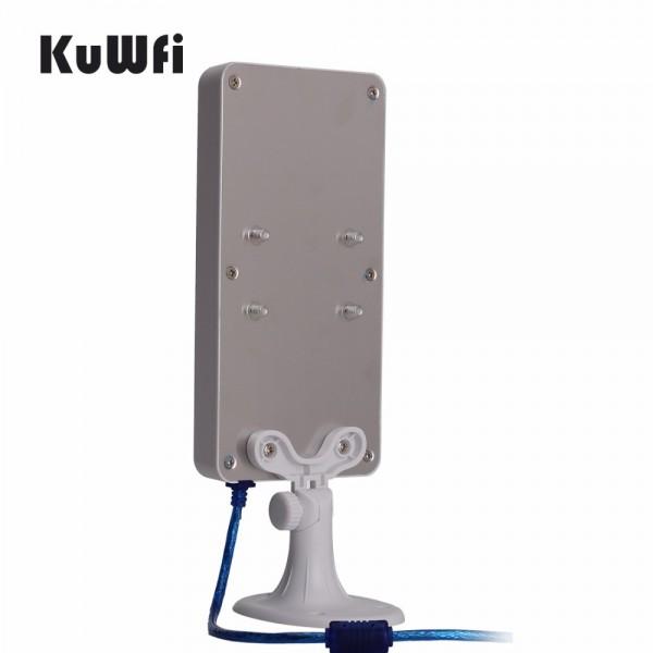 WiFi рутер и външна антена за прихващане и излъчване на WiFi сигнал WFR190 3