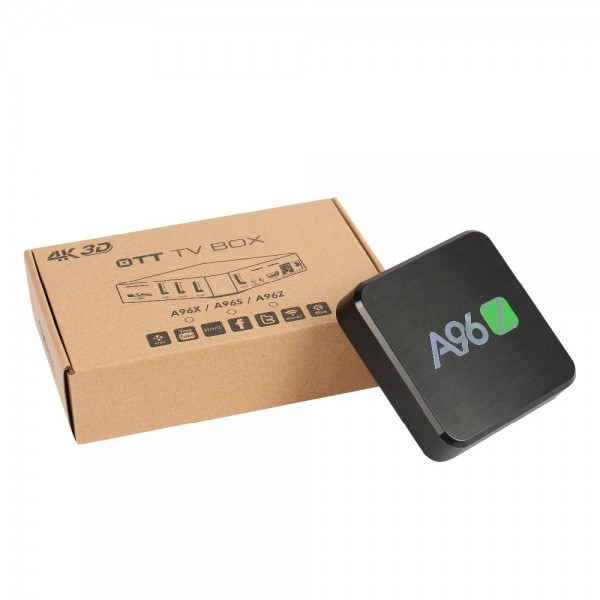 Медия плейър Android TV Box A96Z 3