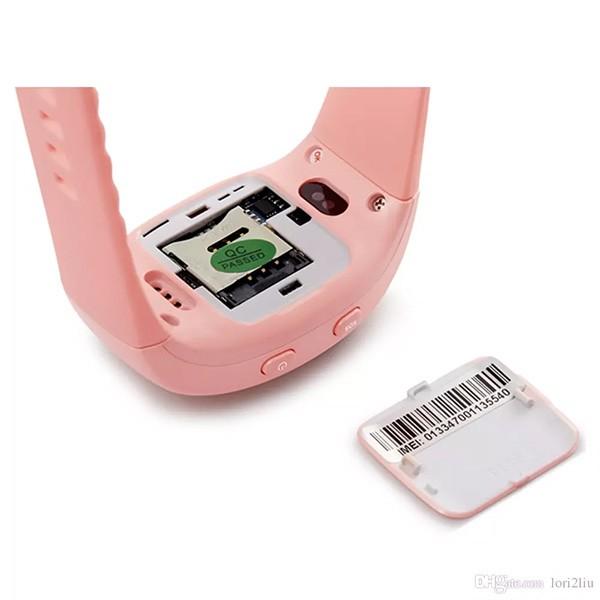 Детски смарт часовник телефон със Sim карта SOS обаждане и GPS Q80 25