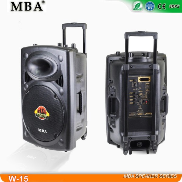 Активна тонколона MBA W-15