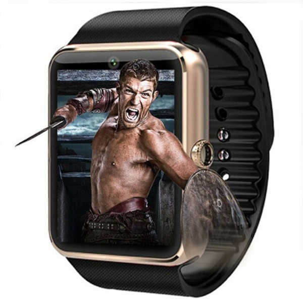 Smart Watch GT08 Clock Sync Notifier