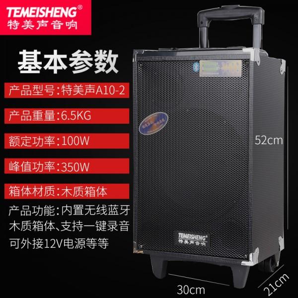 Hi Fi колона Temeisheng A10-2 4