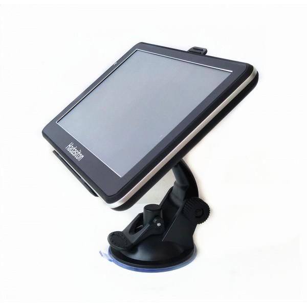 Навигация за кола с GPS, 7 инча HD екран и гласови указания на български 14