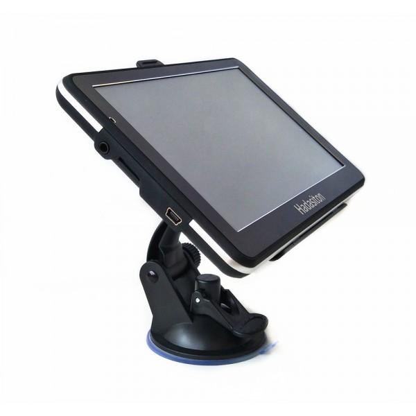 Навигация за кола с GPS, 7 инча HD екран и гласови указания на български 15