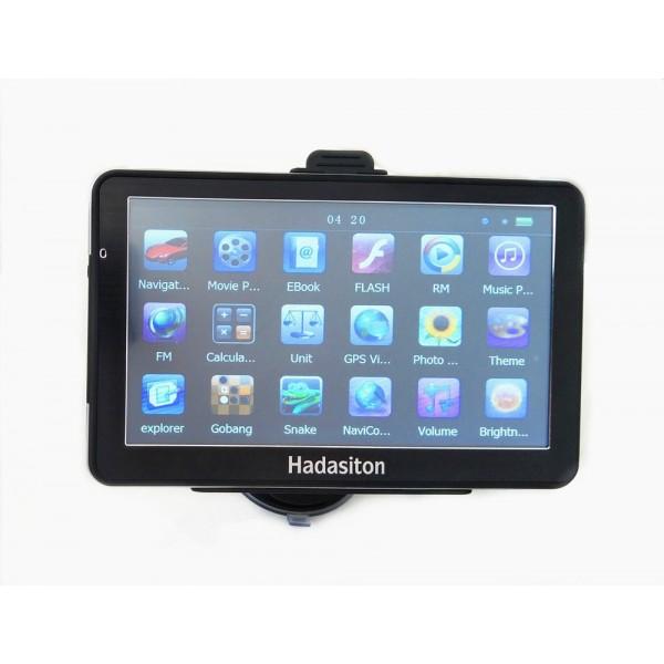 Навигация за кола с GPS, 7 инча HD екран и гласови указания на български 17