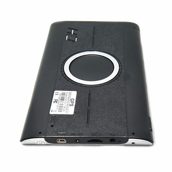 Нова 7-инчова GPS навигация с 256 м/8 GB CPU800M + FM + Език + карти 2